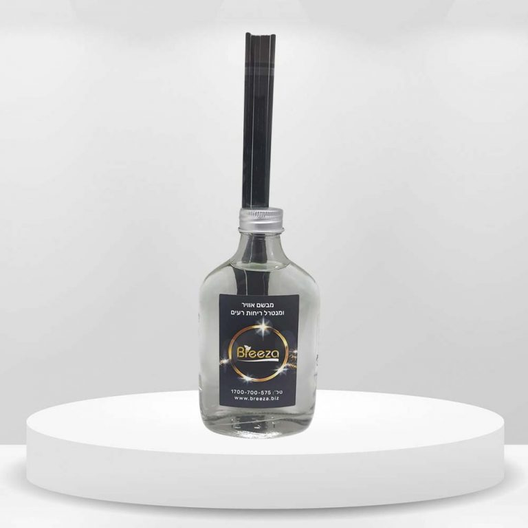 """מפיץ ריח דגם וויסקי מקלות – 200 מ""""ל"""